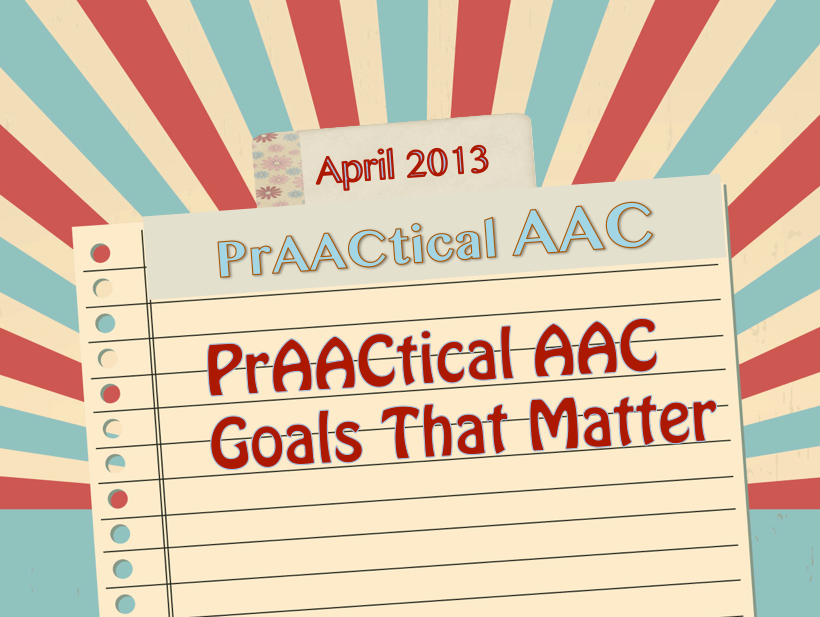 Practical AAC Goals That Matter
