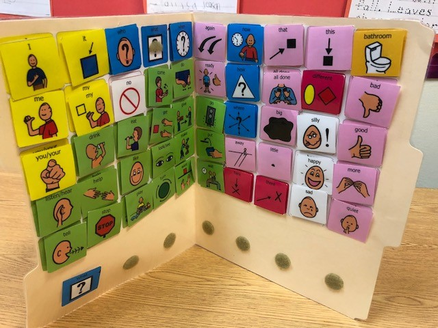 AACtual Therapy: Making Core Words Fun for Students with Autism